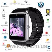 Часы Smart Watch Phone GT08 BlackSilver Original